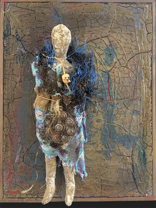 Spirit Dolls - STEVE ROSE, VISUAL ARTIST AND EDUCATOR IN THE